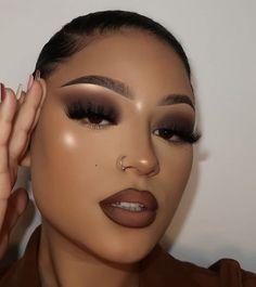 Makeup On Fleek, Flawless Makeup, Cute Makeup, Gorgeous Makeup, Pretty Makeup, Skin Makeup, Beauty Makeup, Eyebrow Makeup Tips, Makeup Eye Looks