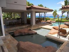 Kaanapali HI 96761 - Sotheby's International Realty Epic Pools, Cool Pools, Home Id, Malibu Barbie, Hawaii Homes, Barbie Dream House, Jacuzzi, Swimming Pools, Outdoor Structures