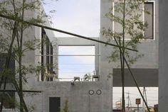 ikimono architects: static quarry