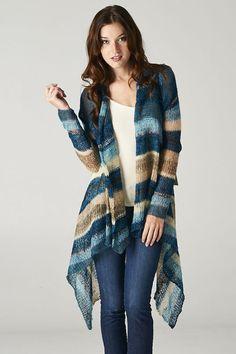 Liz Sweater in Teal