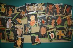 """Australian Curriculum: English Foundation learning sequence linked to """"The Gruffalo"""""""