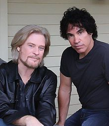 I saw Hall & Oates at The Nebraska State Fair 8-29-2010. A very fun show with a fun group of friends.