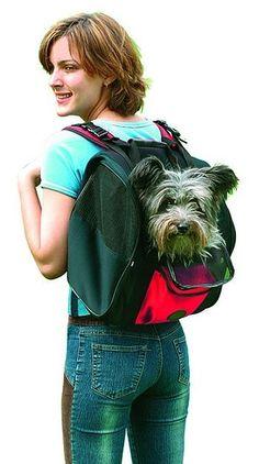 62c3eada10 Taška pre psov a mačky 3 v 1 - batoh aj prepravná taška v jednom