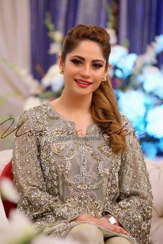 Pakistani Wedding Dresses, Pakistani Outfits, Shower Dress For Bride, World's Cutest Girl, Dress Collection, Designer Collection, Bridal Collection, Bridal Dress Design, Weeding Dress