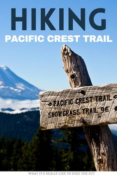 Are you thinking about hiking the Pacific Crest Trail? Read what it's really like from someone who did it! I epic hiking trails I where to hike in the US I places to hike in the US I USA hiking trails I hiking the PCT I hiking tips for the PCT I PCT hiking tips I Pacific Crest Trail tips I outdoor destinations I where to go hiking in the USA I USA hikes I long distance hiking tips I hiking long distance trails in the USA I trails in the USA I USA trails to hike I #PCT #USAtravel #hiking Best Backpacking Tent, Best Hiking Gear, Thru Hiking, Go Hiking, Hiking Trails, Hiking Europe, Hiking Tours, Scotland Hiking, Colorado Trail