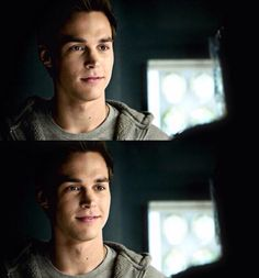 Chris wood is such a cutie pie !!