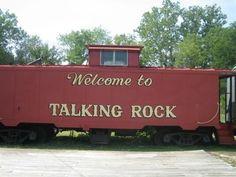 Oct. 20-21, 2012: Talking Rock Heritage Days Festival in Talking Rock, Georgia.