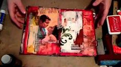 Mixed Media Travel Art Journal, via YouTube.