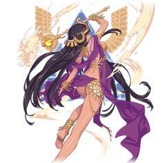Female Character Design, Character Design Inspiration, Character Art, Fantasy Characters, Female Characters, Anime Characters, Fantasy Women, Fantasy Girl, Anime Egyptian