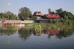 On the boat (Na lodi), Ayutthaya