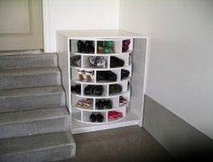 New Shoe Storage Organization Lazy Susan 18 Ideas Diy Lazy Susan, Ideas Para Organizar, Shoe Storage, Storage Ideas, Shoe Racks, Garage Storage, Shoe Cubby, Storage Design, Diy Storage