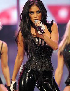 Nicole Prescovia Elikolani Valiente Scherzinger Born June  Is An American Singer Songwriter And Television Personality