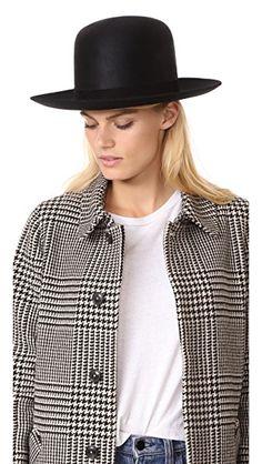 050d4f6071d5e JANESSA LEONE Diane Bowler Hat.  janessaleone  hat