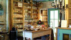 Theehuis Dennenoord * The Shop * Interior