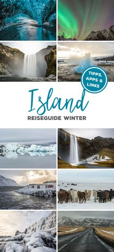 Your travel guide with tips for Iceland's ring road in winter - Roadtrip Island - Urlaub Places To Travel, Places To See, Travel Destinations, Bon Plan Voyage, Winter Deserts, Reisen In Europa, Journey, Iceland Travel, Travel Usa