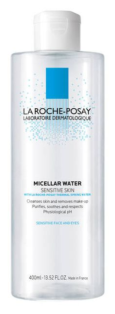 #testing La Roche Posay Physiological Micellar Water Cleansing Solution 6.76 oz : #Target
