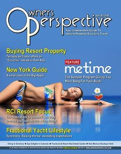 Owners Perspective Magazine: April 2009