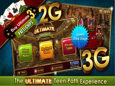 If you are a Teen Patti Lover or wants to stay at the top with lots of chips, our friendly and professional support team will most happy to help you to earn teen Patti chips.  http://www.buyultimateteenpattichips.com/