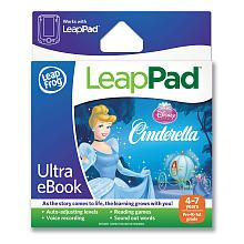 Great game to go along with the Disney Princess LeapPad!- LeapFrog LeapPad Ultra eBook - Cinderella
