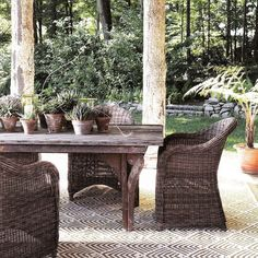 Indoor Outdoor Rugs, Outdoor Rooms, Outdoor Mats, Outdoor Living, Outdoor Furniture, Dash And Albert, Queenslander, Bbq Area, New Wave