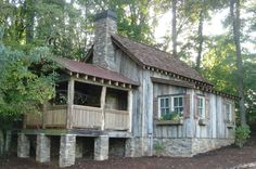 Hickory Cabin ~ The Farm Cabins & Cottages ~ 8 miles from downtown  Asheville, in Candler, NC.