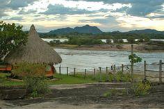 Orinoquia Lodge. Amazonas. Venezuela.