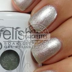 Gelish Night Shimmer Color Swatch
