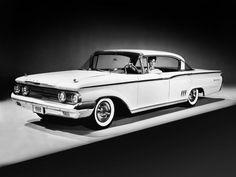 1960 Mercury Montclair 4-door Cruiser Hardtop (57B) '1959–60