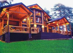 Home - Quality Log homes, Log cabins,