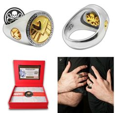 The Official Ring Of Hydra Agents