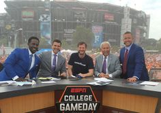 Dale Jr. joins the gameday crew at BMS for the Tennessee Vols.  vs. Virginia…