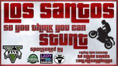 GTA 5 Online Los Santos So You Think You Can Stunt http://onlinetoughguys.com/gta-5-online-los-santos-so-you-think-you-can-stunt-2/ https://www.youtube.com/watch?v=n_fpbLHKxrA @RockstarGames