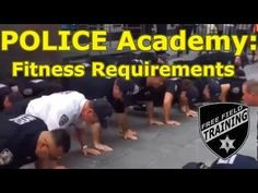 POLICE ACADEMY: Physical Fitness  http://ussportsnetwork.blogspot.com/2017/12/police-academy-physical-fitness.html #policeexam #policephysical