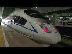 Pregopontocom Tudo: China inaugura trem de alta velocidade entre Xangai e Cantão  ...