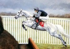 Caroline Cook Artist - Desert Orchid and Richard Dunwoody Horse Racing Uk, Race Horses, Horse Fly, Horse Horse, Sport Of Kings, Horse Breeds, Artist Painting, Animal Paintings, Hobbit