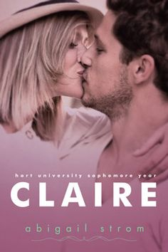 Claire by Abigail Strom + The authors pays tribute to Prince!