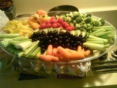 Vegetable/ relish tray