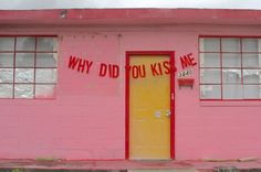 Why did you kiss me	Abandoned Love by Peyton Fulford.