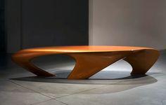 Dune Formation by Zaha Hadid #bench