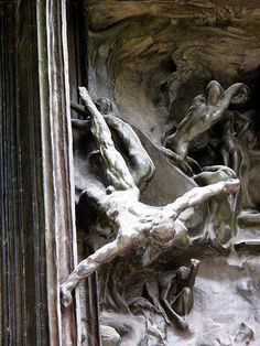 Porte de l'enfer, Rodin Auguste Rodin, Gates Of Hell, Sculptures, Lion Sculpture, Great Artists, Contemporary Art, Museum, Statue, Image