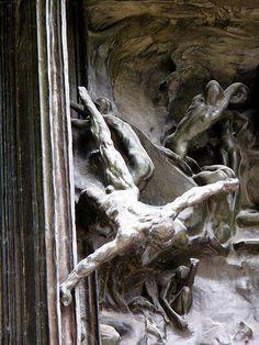 Porte de l'enfer, Rodin Auguste Rodin, Gates Of Hell, Sculptures, Lion Sculpture, Love Photography, Contemporary Art, Statue, Painting, Image
