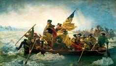 - Emanuel Gottlieb Leutze - Washington Crossing the Delaware - Metropolitan Museum of Art, New York, NY, USA