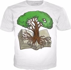 Check out my new product https://www.rageon.com/products/tree-rooted-on-book-tattoo on RageOn!