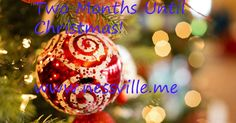 "I added ""NESSVILLE: Two Months Until Christmas"" to an #inlinkz linkup!http://www.nessville.me/2016/10/two-months-until-christmas.html"