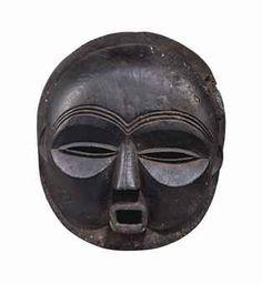 Masque Mbunda Mbunda mask