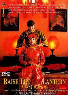 Da hong deng long gao gao gua - Lanternas Vermelhas - Zhang Yimou