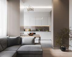 Şu @Behance projesine göz atın: u201cStudio apartment of 35 sq.m.u201d https://www.behance.net/gallery/47994485/Studio-apartment-of-35-sqm