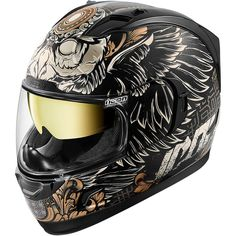 ICON ALLIANCE GT HELMETS