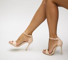 Sandale Delo Nude Pumps, Heels, Prom, Fashion, Sandals, Heel, Senior Prom, Moda, Fashion Styles