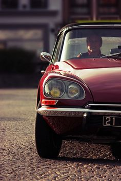 Citroen DS by Staszak Fabrice
